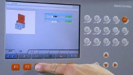 コントロールシステム - タッチスクリーン
